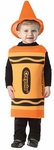 Baby Orange Crayola Crayon Costume