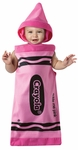 Baby Pink Crayon Costume