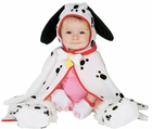Baby Dalmation Cape Costume