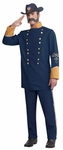 Plus Size Union General Costume