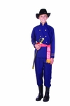Teen Civil War Union Officer Costume