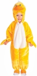 Toddler Plush Duck Costume