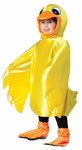 Toddler Yellow Duckie Costume