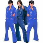 Blue Elvis Costumes