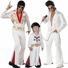 White Elvis Costumes
