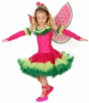 Child Watermelon Fairy Costume