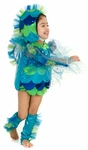 Toddler Beta Fish Costume