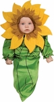 Baby Cute Sunflower Costume