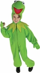 Child's Kermit The Frog Costume