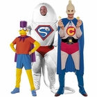 Funny Superhero Costumes