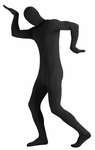 Black Morph Suit 2nd Skin Costume