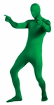 Green Morph Suit 2nd Skin Costume