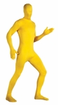 Yellow Morph Suit 2nd Skin Costume