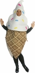 Adult Ice Cream Cone Costume