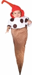 Baby Sugar Cone Ice Cream  Costume