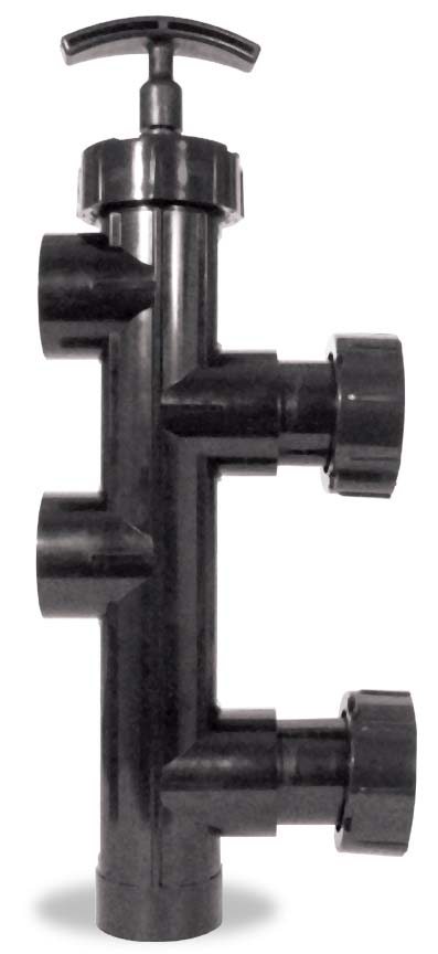 Jandy Push Pull Backwash Valve