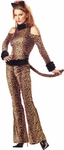 Adult Leopard Suit Costume