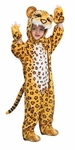 Child's Deluxe Leopard Costume