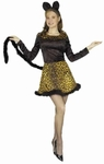 Leopard Cat Dress Costume