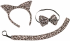 Leopard Cat Easy Costume Kit