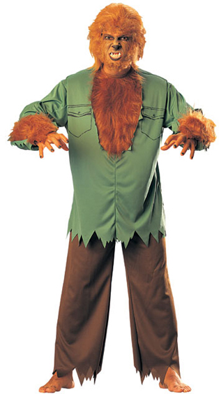 Adult The Wolf Man Costume