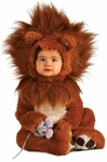 Baby Lion with Mane Costume