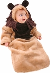 Bunting Lion Baby Costume