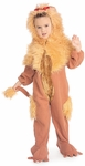 Child's Wizard of Oz Cowardly Lion Costume