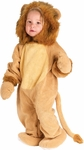 Toddler Cuddly Lion Costume