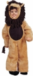 Toddler Plush Lion Costume