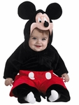 Baby Plush Mickey Mouse Costume