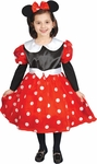Deluxe Child's Minnie Mouse Costume