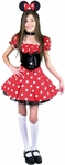 Preteen Little Miss Mouse Costume