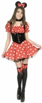 Teen Mouse Dress Costume