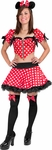 Teen Sexy Minnie Mouse Costume