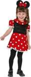 Toddler Minnie Mouse Costume Dress