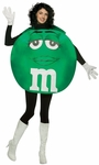 Adult Green M&M Costume