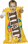 Baby M&M Peanut Bag Bunting