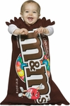 Baby M&M Plain Bag Costume