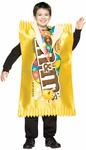 Child's M&M Peanut Bag Costume
