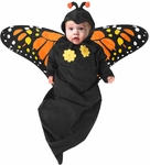 Baby Bunting Butterfly Costume