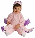 Infant Pink Octopus Costume