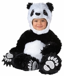 Toddler Plush Panda Costume