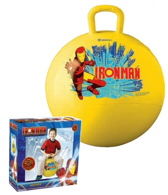 Iron Man Hippity Hop Ball