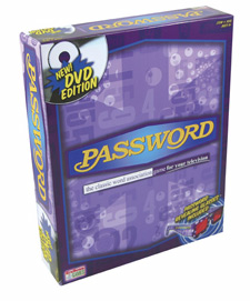 Password DVD Game