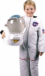Child's Astronaut Costume Set