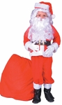 Child's Santa Claus Costume Suit