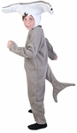 Child Hammer Head Shark Costume