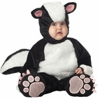 Baby Fluffy Skunk Costume
