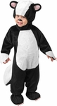 Toddler Fluffy Skunk Costume